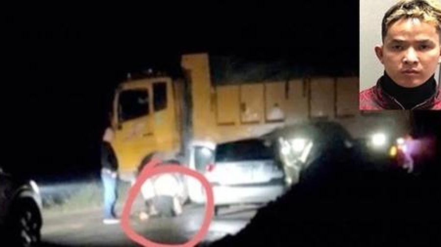Bắt thêm 1 đối tượng trong vụ 2 ô tô rượt đuổi nhau khiến 1 người chết
