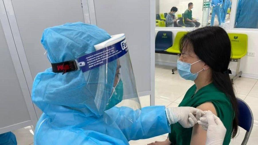 Ngày 9/3, BV Thanh Nhàn sẽ tiêm vaccine COVID-19 của Astra Zeneca