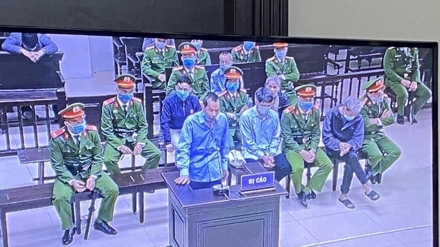 Phúc thẩm vụ án tại Đồng Tâm: 6 bị cáo xin giảm nhẹ tội