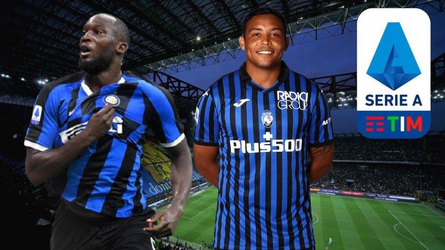 Dự đoán kết quả, đội hình xuất phát trận Inter - Atalanta