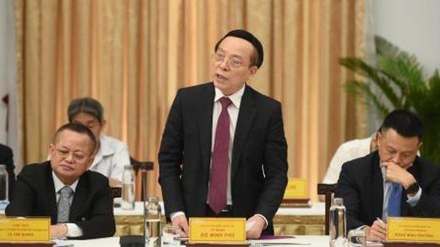 'Đối thoại 2045': Khát vọng và bản lĩnh của doanh nghiệp tư nhân Việt Nam