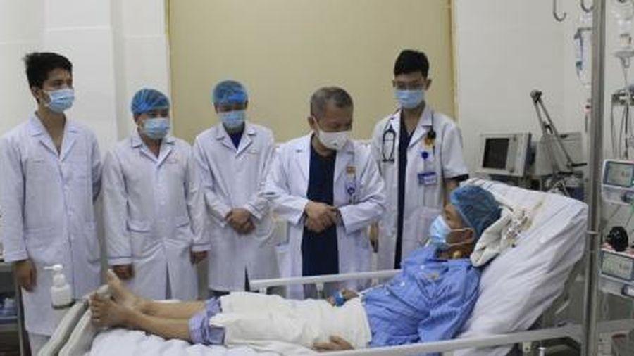 Kỳ tích cứu sống bệnh nhân ngừng tuần hoàn tại Bệnh viện E