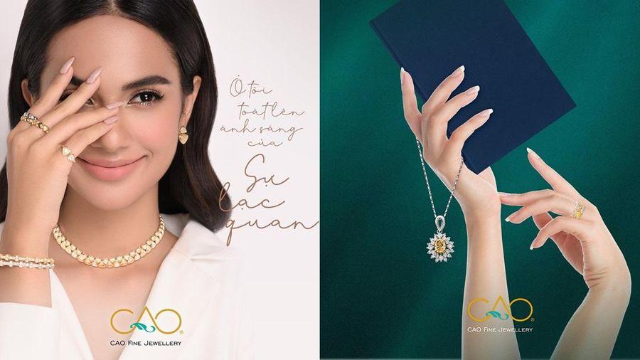 CAO Fine Jewellery khai mở gạch nối văn hóa Việt – Ý dưới bàn tay tài hoa NTK Anna Võ