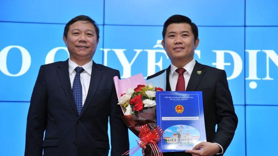 PGS Nguyễn Thanh Hiệp phụ trách Đại học Y khoa Phạm Ngọc Thạch