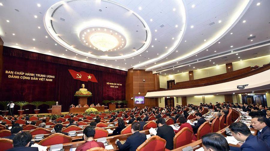 Trung ương thảo luận kiện toàn nhân sự lãnh đạo Nhà nước