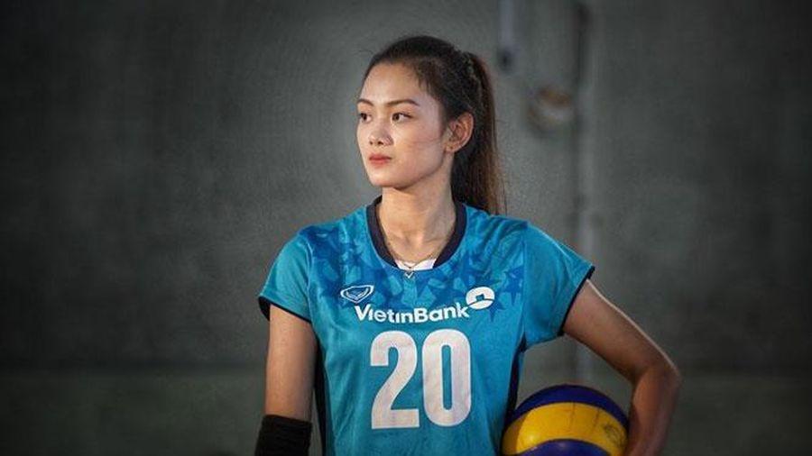 Những bóng hồng xinh đẹp của làng thể thao Việt Nam