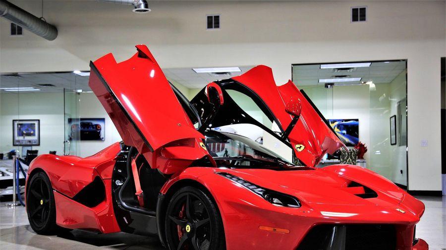 Ferrari chạy thử siêu xe mạnh nhất: Là LaFerrari bản mới hay một 'siêu ngựa' mới toanh?