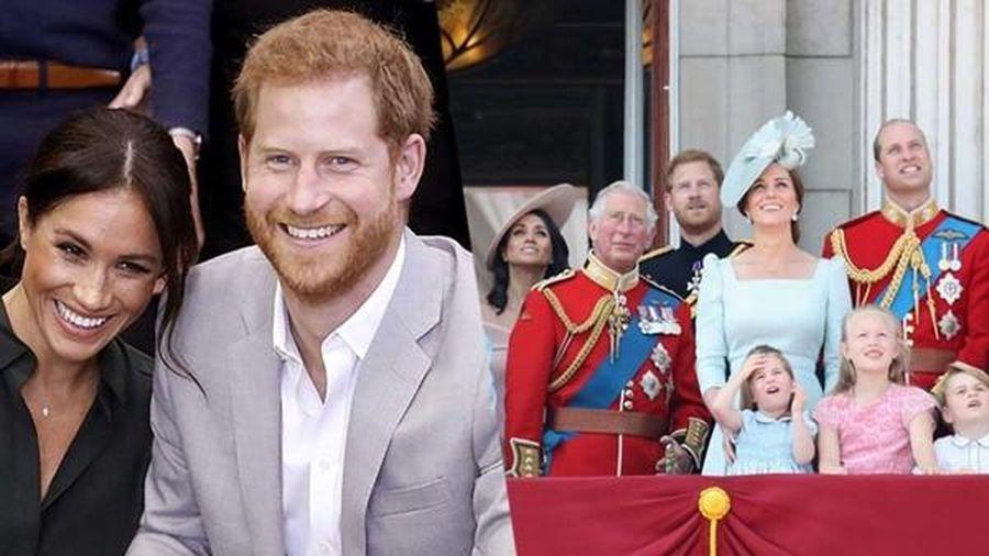 4 'quả bom tấn' mà Meghan - Harry đã 'thả' trong cuộc phỏng vấn 'bóc phốt' Hoàng gia Anh