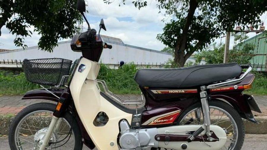 Công an quận Đống Đa tìm chủ sở hữu xe máy Honda Dream