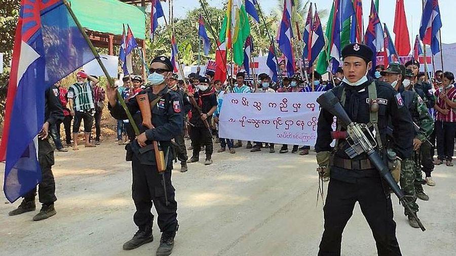 Thế lực mới có thể xoay chiều cục diện khủng hoảng Myanmar