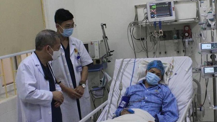 Người đàn ông ở Hà Nội hồi sinh kỳ diệu sau khi ngừng tim