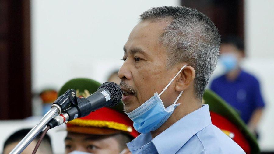 VKS đề nghị y án tử hình 2 bị cáo trong vụ án ở Đồng Tâm