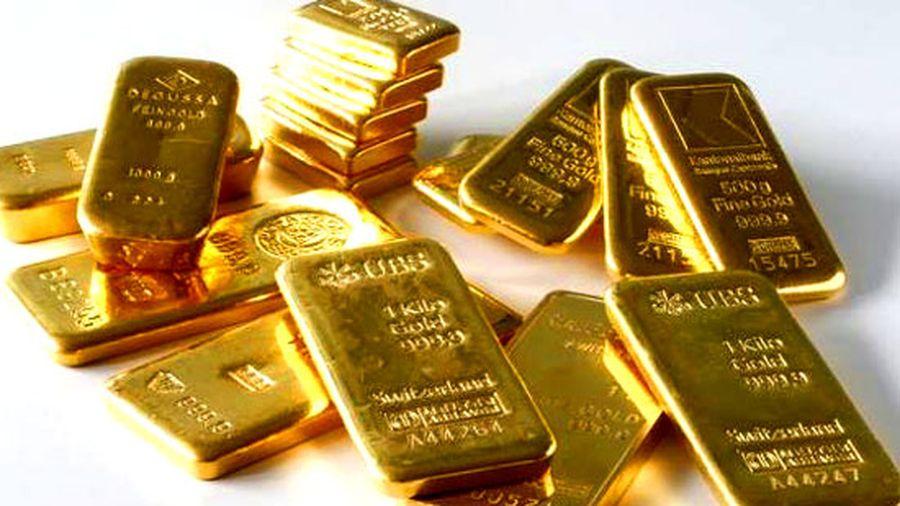 Giá vàng giảm sâu, vàng nhẫn 24k mất hơn 700.000 đồng/lượng