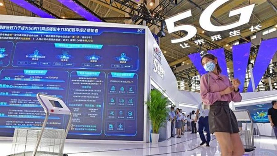 Trung Quốc xây dựng mạng 5G lớn nhất thế giới