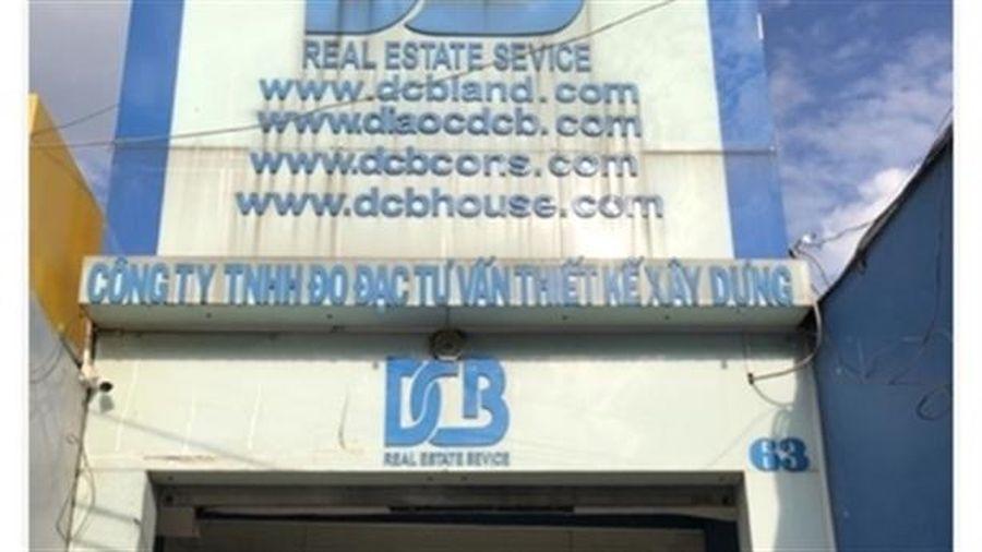 Giám đốc Công ty DCB bị bắt vì bán dự án 'ma'