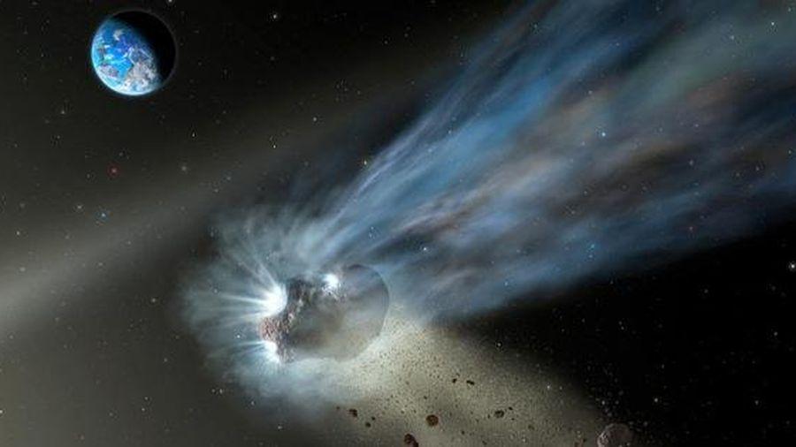 Tìm thấy 'mầm sự sống' trên chiếc đuôi của sao chổi ma quái