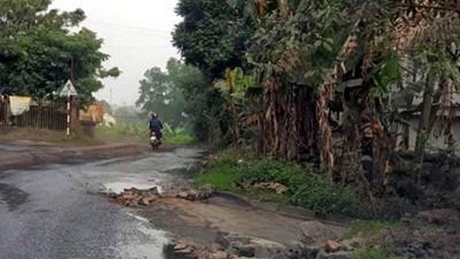 Phú Thọ: Vận chuyển than, xỉ than gây ô nhiễm môi trường