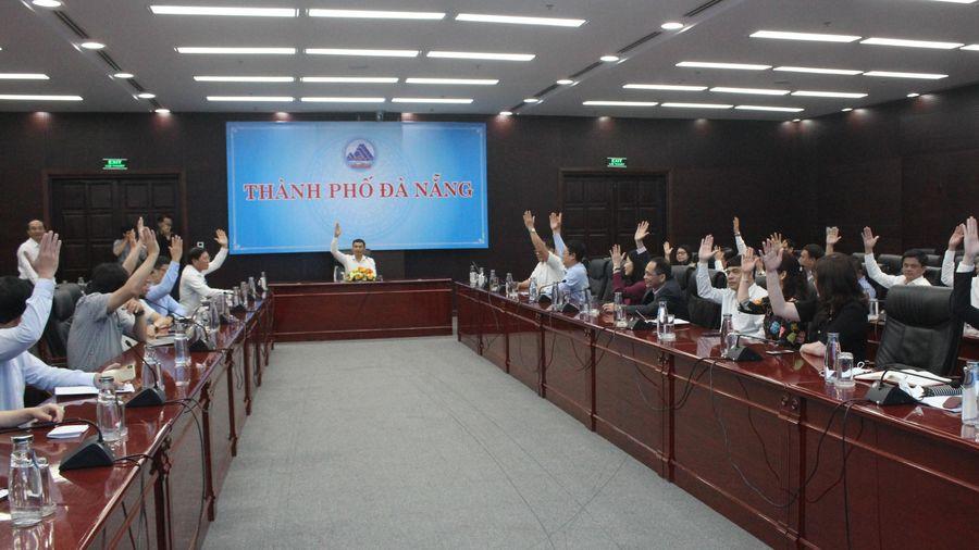 Thống nhất giới thiệu Chủ tịch UBND TP Đà Nẵng ứng cử đại biểu HĐND thành phố