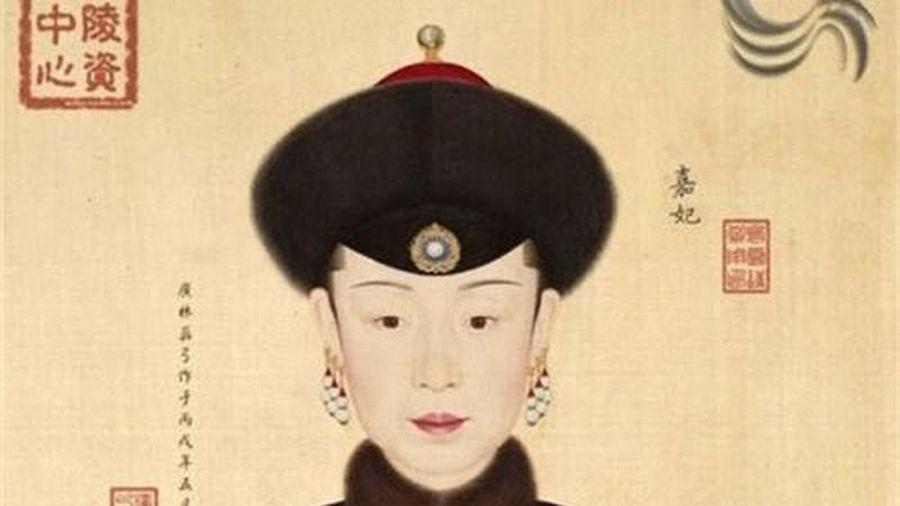 Ngắm nhan sắc 11 người vợ của vua Càn Long