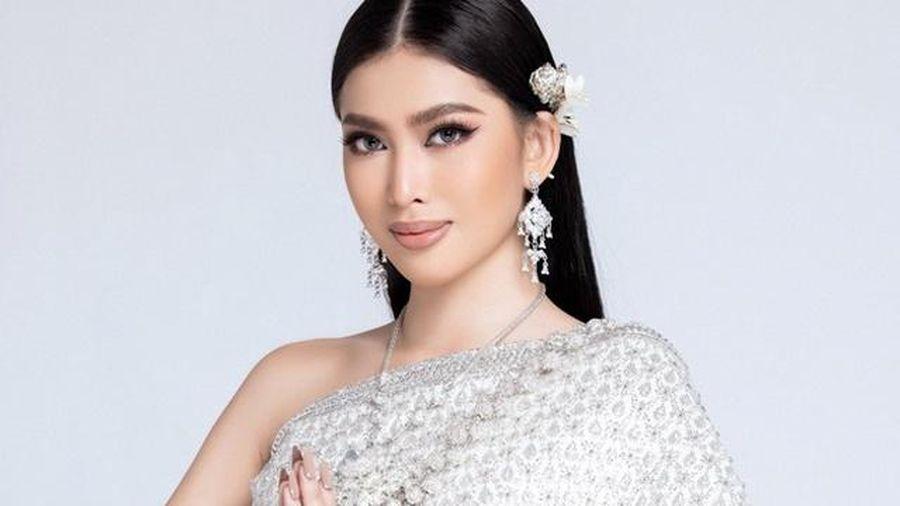 Á hậu Ngọc Thảo ghi điểm với màn 'hóa thân' cô gái Thái Lan đẹp cuốn hút