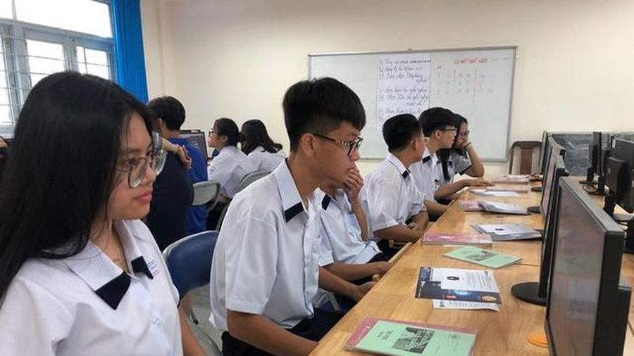 TP.HCM: Mục tiêu đến năm 2030 có 50% học sinh đạt chứng chỉ Tin học quốc tế