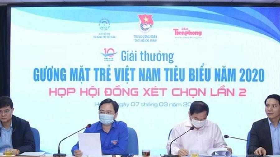 Công bố 10 gương mặt trẻ Việt Nam tiêu biểu