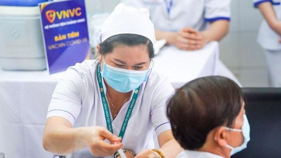 Sở Y tế TP.HCM đề xuất mua 5 triệu liều vắc-xin phòng Covid-19