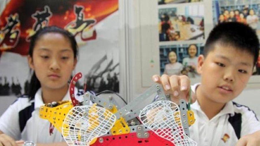 Trung Quốc: Nở rộ phong trào cho trẻ học lập trình máy tính