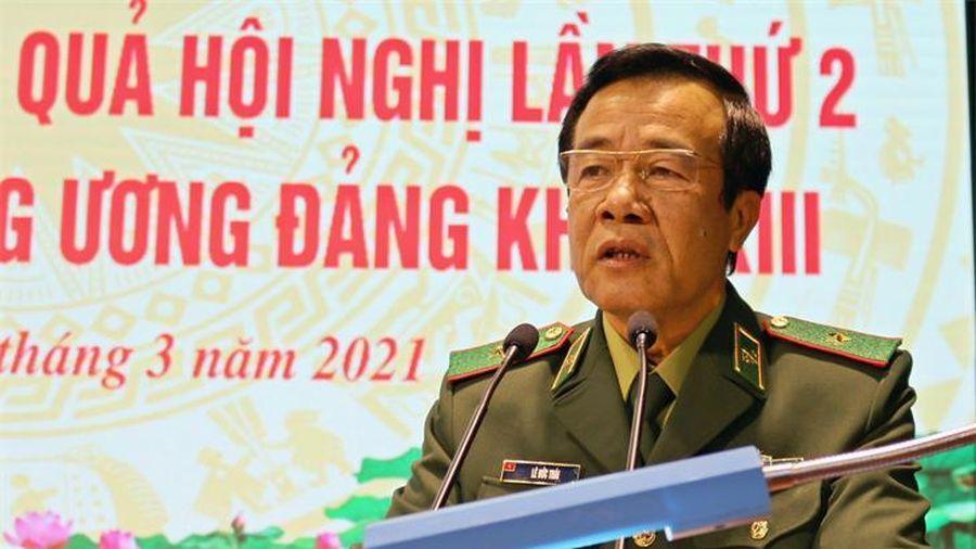 Thông báo nhanh kết quả Hội nghị lần thứ 2 Ban Chấp hành Trung ương Đảng khóa XIII