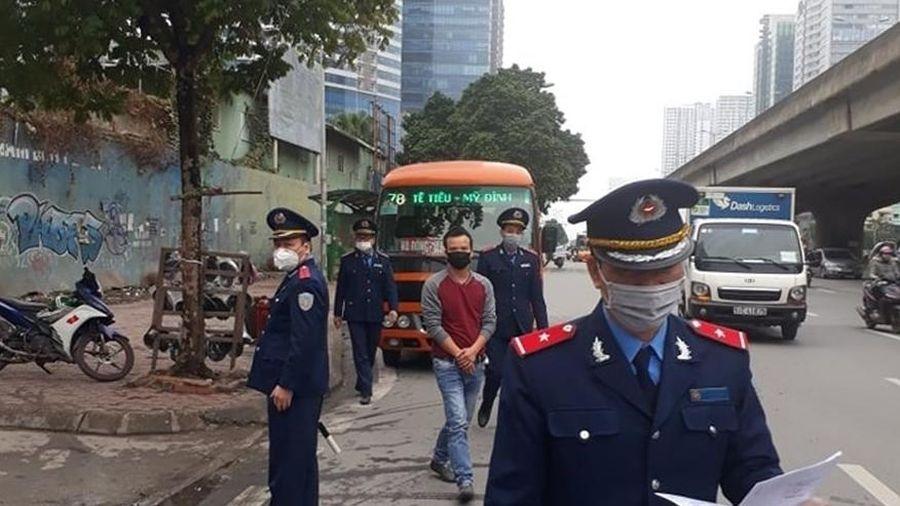 2 tháng đầu năm, Hà Nội xử phạt 918 xe khách vi phạm