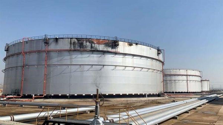 Nhóm phiến quân Houthis của Yemen thực hiện cuộc tấn công mới vào cơ sở dầu mỏ ở Ả Rập Saudi