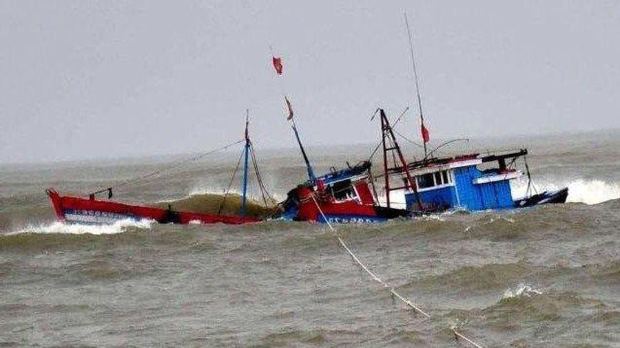Một ngư dân mất tích trên biển khi đi đánh cá