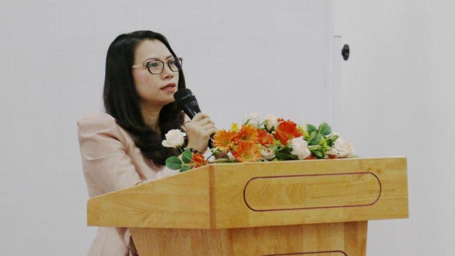 Tân Phó Hiệu trưởng ĐH Quốc tế Hồng Bàng: 'Mong muốn xác định lại các trụ cột trong giáo dục đại học'