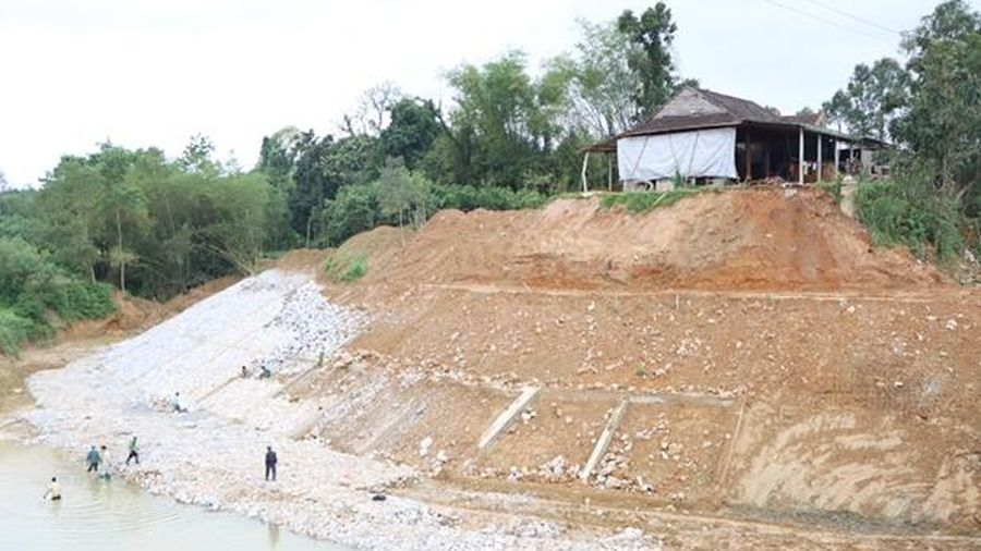 Huyện miền núi Hà Tĩnh đồng loạt triển khai xây dựng các dự án phòng chống, ứng phó thiên tai