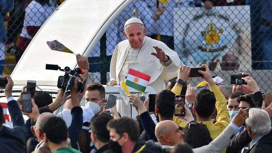 Tổng thống Mỹ ca ngợi chuyến thăm của Giáo hoàng Francis tới Iraq