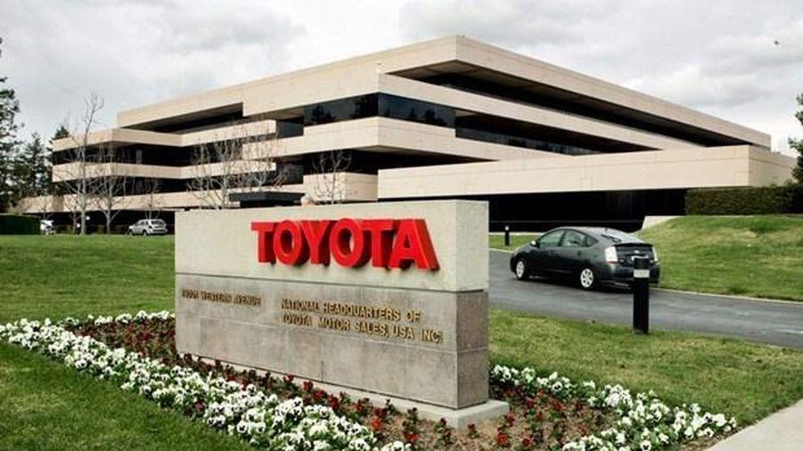 Đằng sau sự vững vàng của Toyota giữa 'cơn khát' chip của ngành ôtô