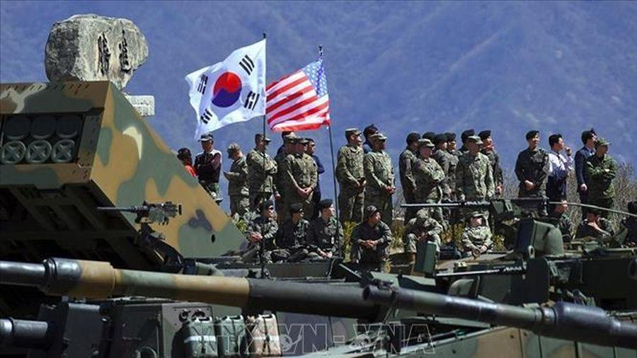 Mỹ, Hàn Quốc đồng thuận về thỏa thuận chia sẻ chi phí quốc phòng mới