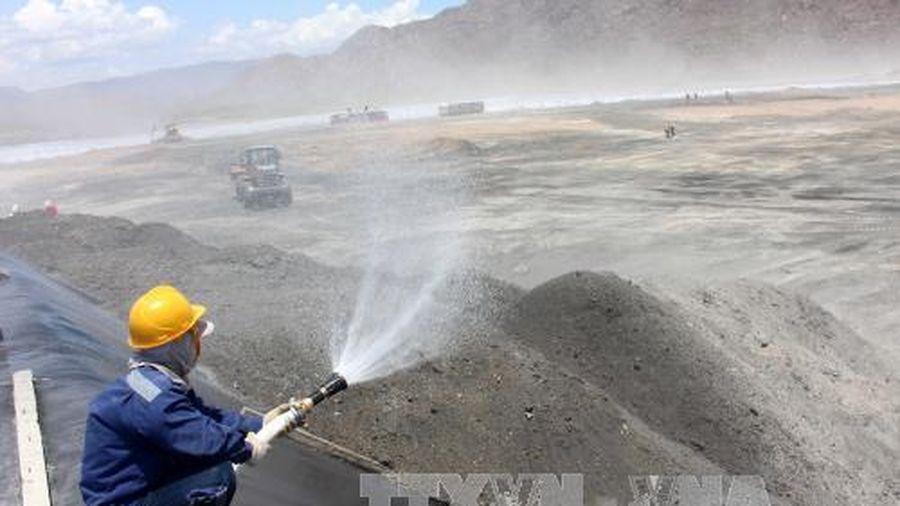 Ngành công thương kiểm soát ô nhiễm môi trường không khí