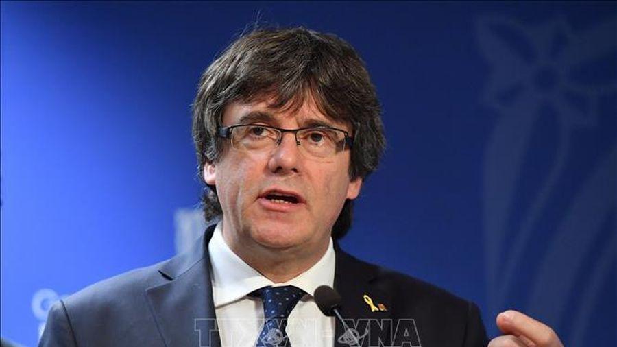 EP tước quyền miễn trừ truy tố của các cựu thành viên trong chính quyền vùng Catalonia