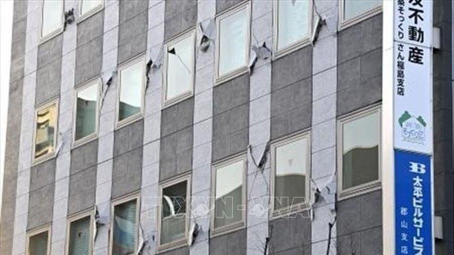 Nhiều học sinh Nhật Bản muốn chia sẻ trải nghiệm về thảm họa động đất, sóng thần