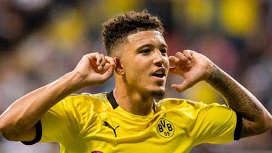 Mất Jadon Sancho, Dortmund tính sao đây?