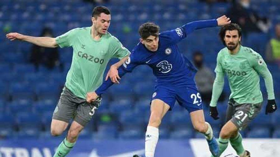 Điểm nhấn Chelsea 2-0 Everton: 'Chìa khóa' Havertz và kỷ lục của vô tiền khoáng hậu của Tuchel