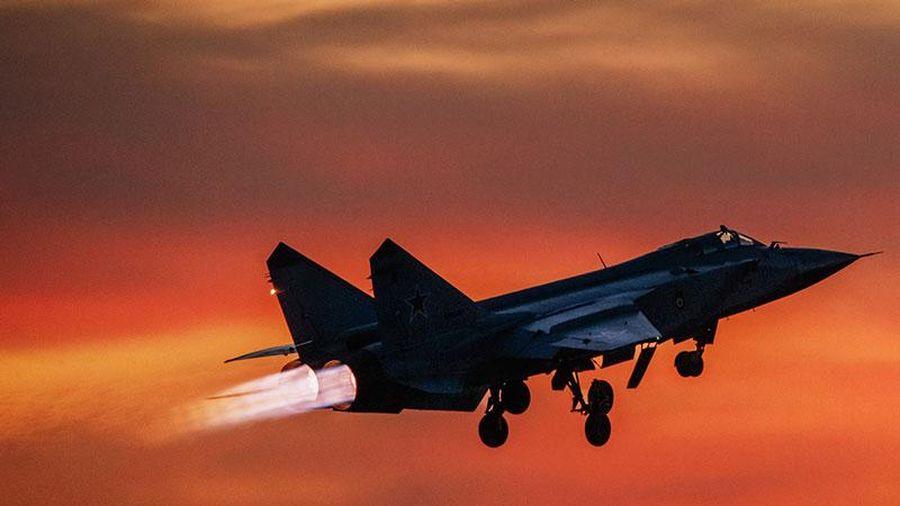 MiG-31 của Nga sẽ trở thành 'thợ săn' tên lửa đạn đạo