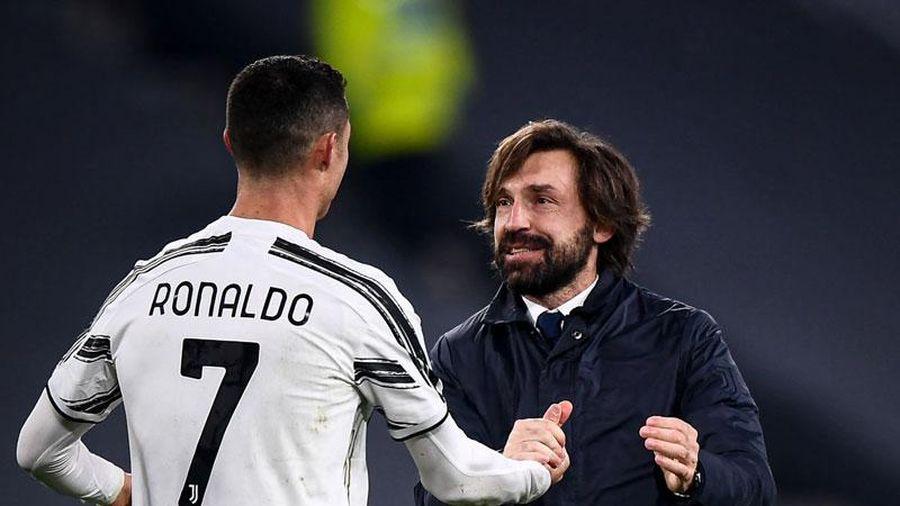Pirlo - Ronaldo, sự va đập của những cái tôi