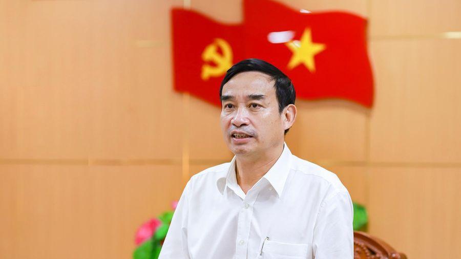 Chủ tịch UBND Đà Nẵng Lê Trung Chinh được giới thiệu ứng cử đại biểu HĐND TP Đà Nẵng khóa X
