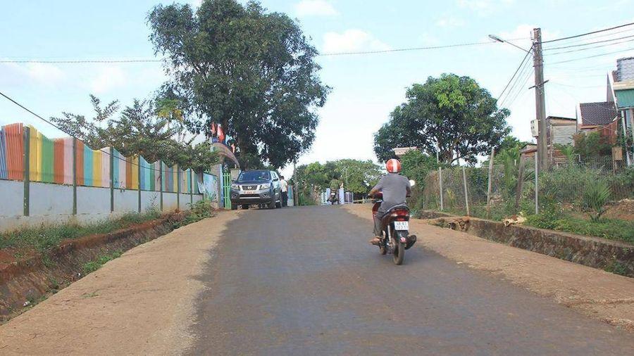 Đắk Nông: Bộ đội mở đường giúp dân thoát nghèo