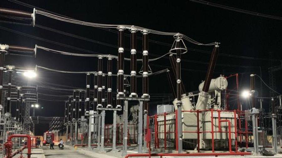 CPMB hoàn thành đóng điện đưa vào vận hành hạng mục mở rộng TBA 500kV Dốc Sỏi