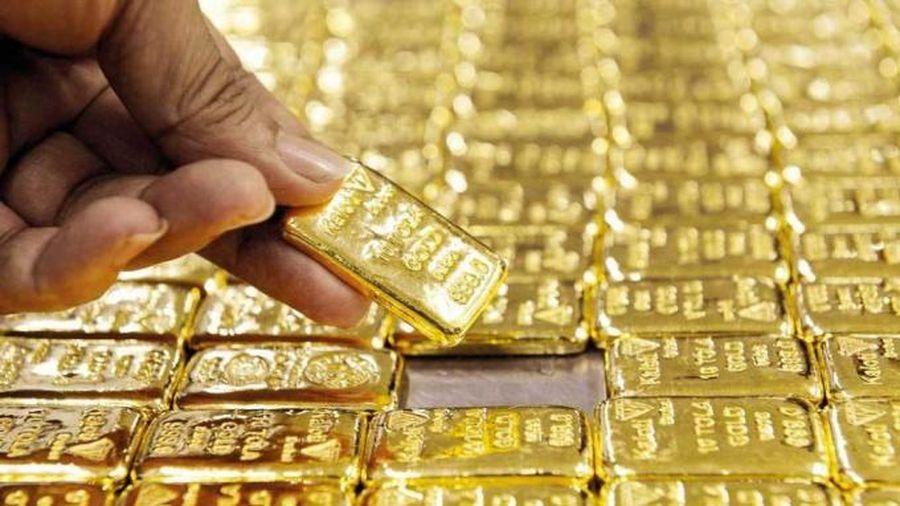 Giá vàng ngày đen tối, rớt đáy xuống mốc 54 triệu đồng/lượng