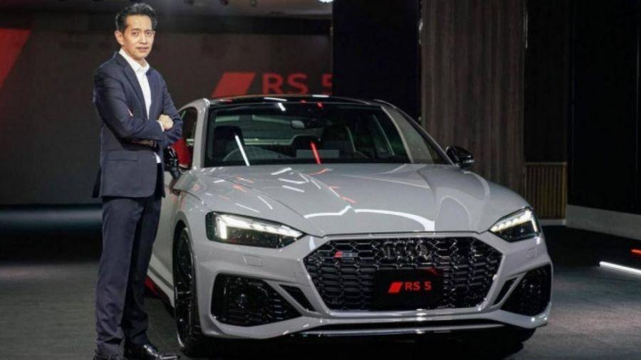 Audi RS5 Coupe 2021 ra mắt, giá 4,5 tỷ đồng