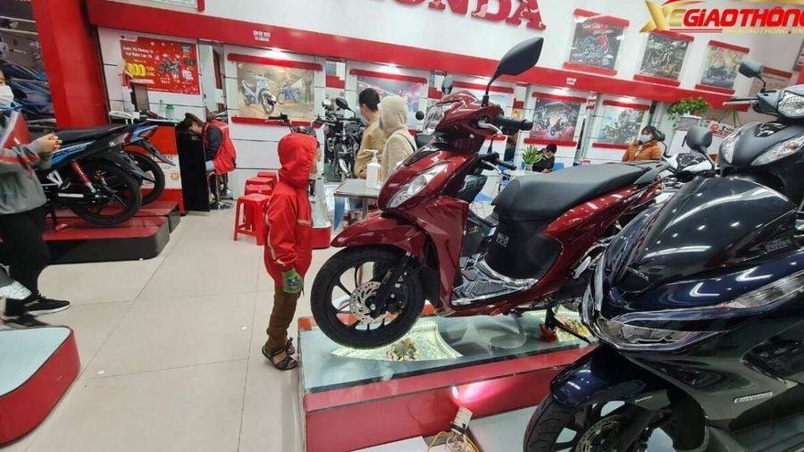 Bảng giá xe máy Honda tháng 3/2021: Nhiều mẫu xe bán dưới giá niêm yết